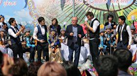 ҚазҰУ мен Назарбаев мектебінде Наурыз мейрамы тойланды