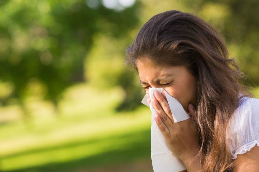 Ағзаны көктемгі аллергияға дайындау