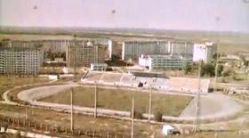 Футболшыларға ойнау бақыты бұйырмаған стадион