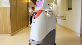 Ауруханаларда робот-медбике қолданылады