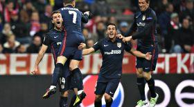 «Атлетико» Чемпиондар лигасының финалына шықты (видео)