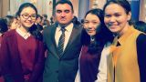 Павлодарлық оқушы Мәскеуде өткен байқауда жеңіске жетті