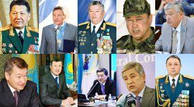 Тәуелсіз қазақ елінің қорғаныс министрлері
