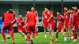 Футболдан Қазақстан мен Қытай құрамалары жолдастық кездесу өткізеді