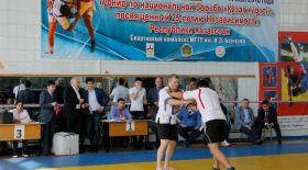 Мәскеуде қазақ күресінен турнир өтті