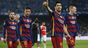 «Барселона» Испания чемпионы атанды (видео)