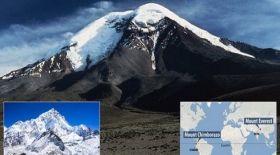 Эверест әлемдегі ең биік шың емес болып шықты