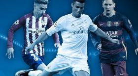 УЕФА Чемпиондар лигасының үздік құрамын жариялады
