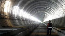 Әлемдегі ең ұзын теміржол тоннелі