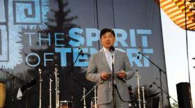 The Spirit оf Tengri фестивалінің танымалдығы жыл өткен сайын артады деп сенемін - Бауыржан Байбек
