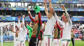 Венгрия Австрия құрамасын ұтып кетті (видео)