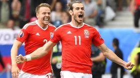 Уэльс пен Англия құрамалары келесі кезеңге өтті