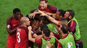 Португалия құрамасы Еуропа чемпионатының жартылай финалына жолдама алды