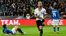 Массагет бəйгесі. Италия vs Германия