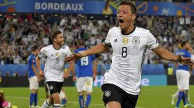 Германия құрамасы Еуропа чемпионатының жартылай финалына өтті