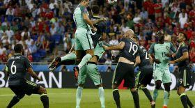 Португалия құрамасы Еуропа чемпионатының финалына шықты