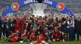 Португалия Еуропа чемпионы атанды