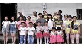 Қытайда бір ауылда 39 жұп егіз тұрады