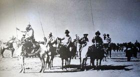 1916 жыл: Қарқара көтерілісі
