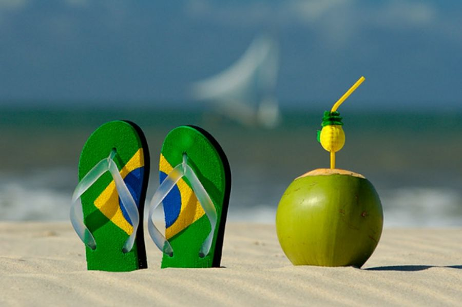 Енді Бразилияға 30 күн бойы визасыз кіре аласыз