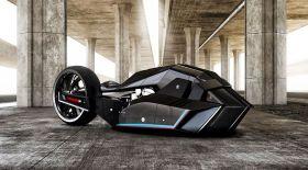 Бэтменге арналған мотоцикл