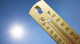 Алдағы үш күнде 40 градус ыстық күтіледі