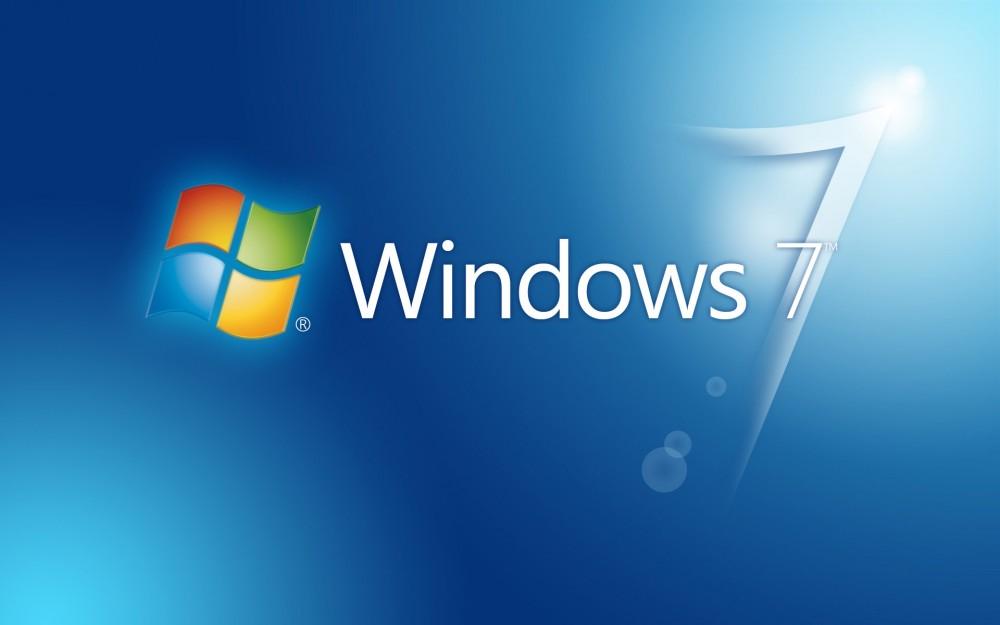 Windows 7 танымалдылығы бойынша XP-ден асып түсті