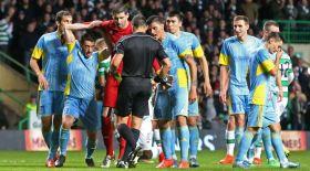 «Астана» Чемпиондар лигасынан шығып қалды (видео)