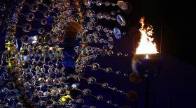 Рио Олимпиадасының алауы тұтанды