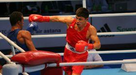 Берік Әбдірахманов америкалық боксшыдан жеңіліп қалды