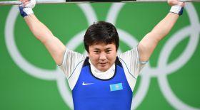 Олимпиада ойындарында тұңғыш рет қазақ қызы жүлдегер атанды