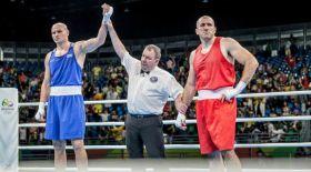 Иван Дычко әзірбайжан боксшысындағы есесін Олимпиадада қайтарды