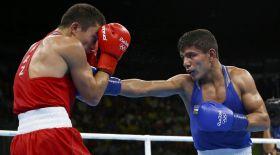 Қайрат Ералиев өзбек боксшысына есе жіберді (видео)