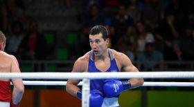 Әділбек Ниязымбетов Олимпиаданың жартылай финалына шықты