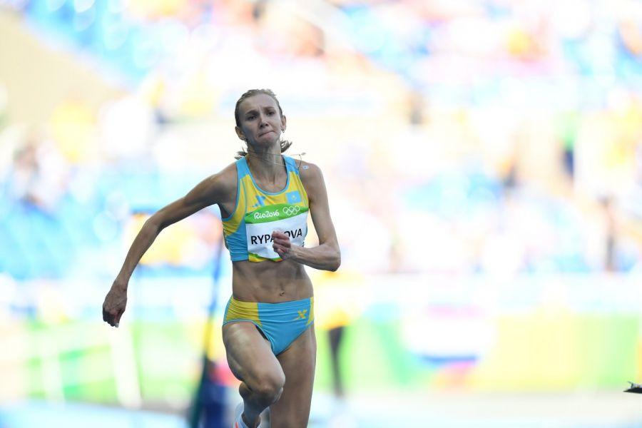 Ольга Рыпакова Олимпиаданың қола жүлдегері атанды