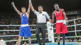 Данияр Елеусінов Олимпиаданың финалына жарақат алып шықты