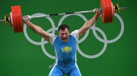 Александр Зайчиков Олимпиаданың қола жүлдегері атанды