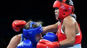 Дариға Шәкімова Олимпиаданың жартылай финалына шықты