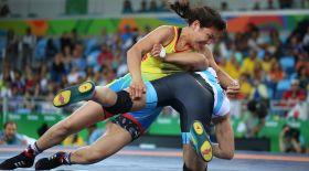 Эльмира Сыздықова Олимпиаданың қола жүлдесін жеңіп алды