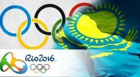 Рио-2016: Қазақстан 18-орынға көтерілді