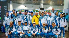 Бүгін Олимпиада жүлдегерлері Алматы әуежайына қонады