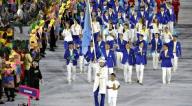 Бүгін Риодағы Олимпиада ойындары аяқталады