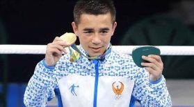 Вэл Баркер кубогы өзбек боксшысына бұйырды