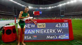 Рио Олимпиадасында жаңарған әлем рекордтары