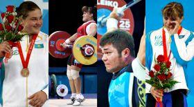 IWF Бейжің Олимпиадасына қатысқан қазақстандық 4 ауыр атлеттен допинг тапты