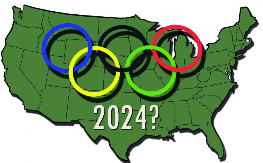 2024 жылғы жазғы Олимпиада ойындары қайда өтеді?