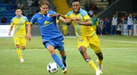 «Астана» Еуропа лигасының топтық кезеңіне шықты (видео)