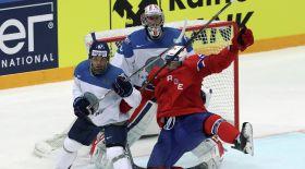Қазақстан хоккейшілері Олимпиадаға іріктеуді жеңіспен бастады