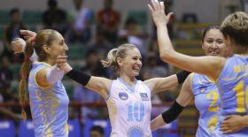 Қазақстандық волейболшылар Азия чемпионатында 4-ші орынды иеленді