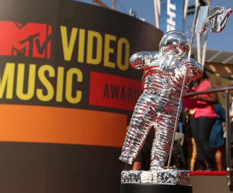 MTV Video Music Awards-тың сұлулары